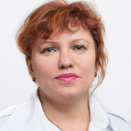 Джердж Лилия Михайловна