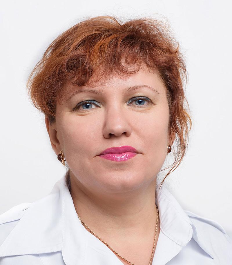 Джердж Лилия Михайловна _ дерматолог