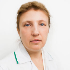 Моцная Наталья Александровна