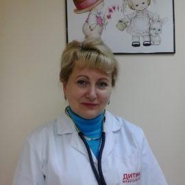 Раус Ирина Владимировна