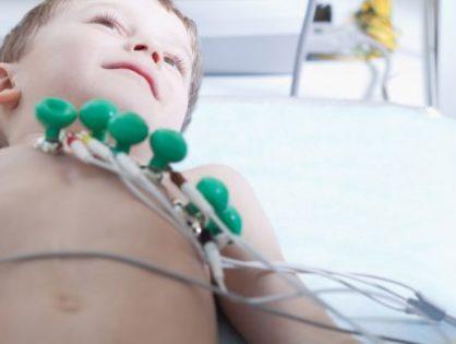 ЕКГ і УЗД органів черевної порожнини дітям під час профогляду БЕЗКОШТОВНО!