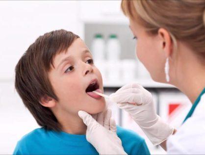 Специалисты клиники КриоЛОРика в медцентре «Дитина»