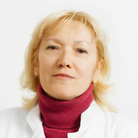 Слупская Ярослава Юлиевна