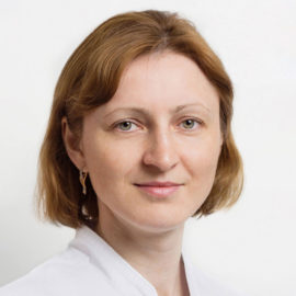 Слюсар Наталья Анатолиевна