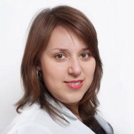 Степанова Ольга Григорівна