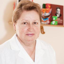 Бучковская Надежда Васильевна