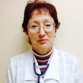 Бугаева Елена Ивановна