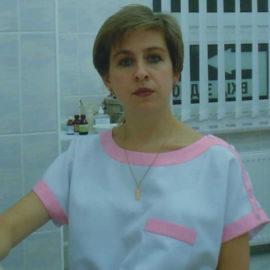 Юдина Татьяна Валериевна