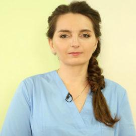 Тимошенко Ірина Василівна