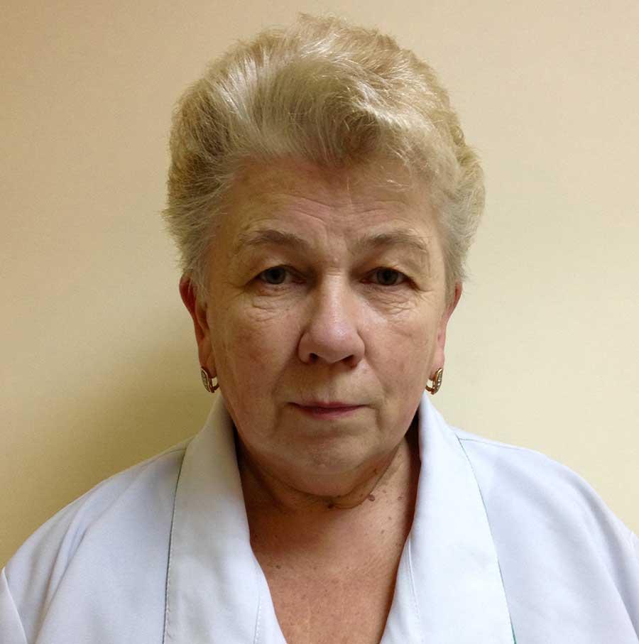 Воронина Светлана Степановна